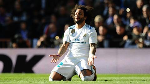 Marcelo mới là vấn đề lớn nhất của Real