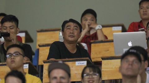 Sau 22 năm, HLV Trần Minh Chiến mới có dịp xem trận derby TP.HCM
