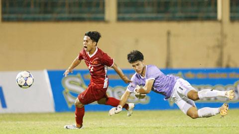 U18 Việt Nam: Tiền vệ Xuân Tạo vẫn chưa thể tập luyện