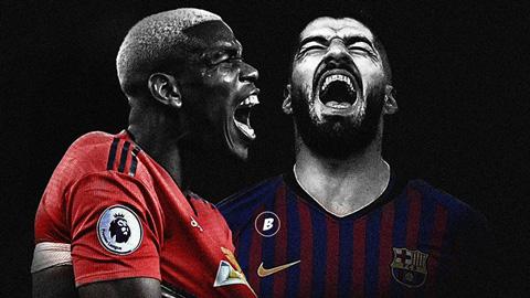 Infographic: M.U vs Barca, trận cầu thời đại 4.0