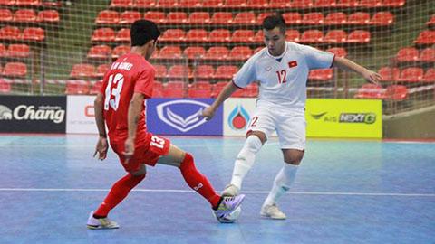 Việt Nam đụng Nhật Bản ở VCK U20 futsal châu Á 2019