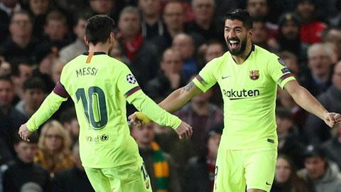 Suarez và Messi sẽ được nghỉ ngơi ở trận gặp Huesca