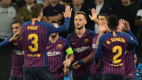 Hàng thủ mới là chìa khóa thành công của Barca