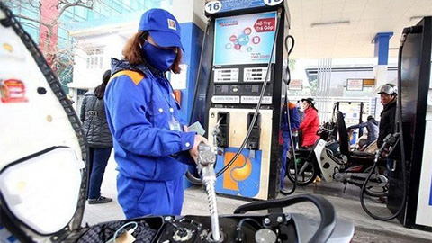 Giá xăng E5 RON 92, RON 95 tăng mạnh từ 15h ngày 17/4