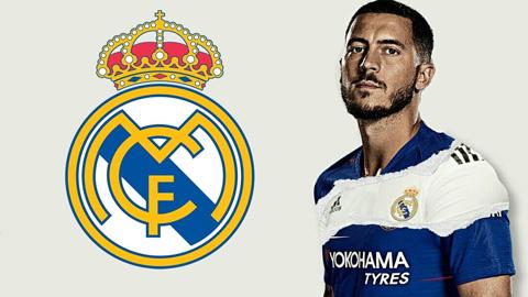 Real mua xong Hazard trước mùa Hè, công bố trong vài ngày tới