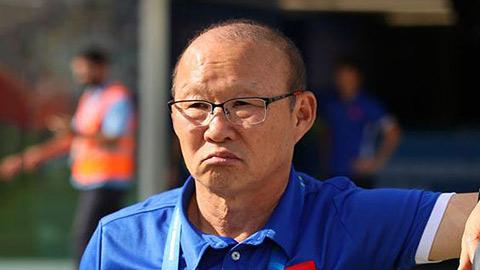 Học trò của thầy Park chắc chắn không thể dự King's Cup 2019