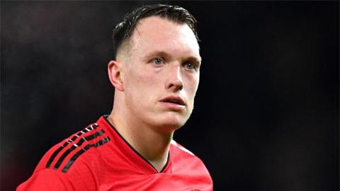 M.U chốt danh sách cho trận gặp Man City, Phil Jones vắng mặt