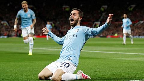 Bầu chọn cầu thủ xuất sắc nhất trận M.U 0-2 Man City