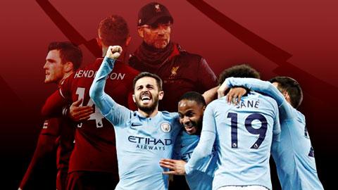 Dự đoán kết quả vòng 36 Ngoại hạng Anh: Man City, Liverpool cùng thắng, M.U cầm hòa Chelsea