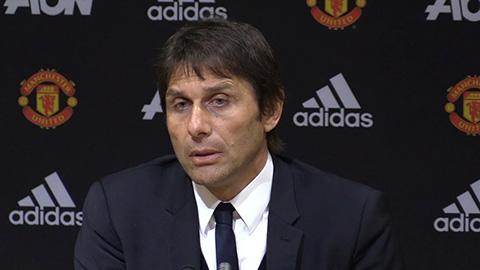 Conte có thể thay Solskjaer dẫn dắt M.U