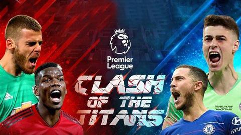 5 cuộc đối đầu đáng chờ đợi ở đại chiến M.U vs Chelsea