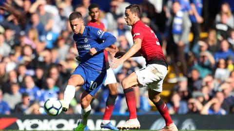 VIDEO: M.U vs Chelsea