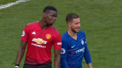 Pogba và Hazard hẹn nhau tới Real sau đại chiến M.U vs Chelsea?