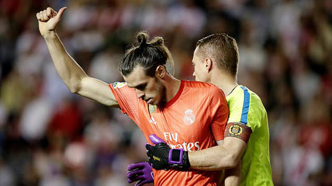 Bale vẫn 100% trung thành với Real