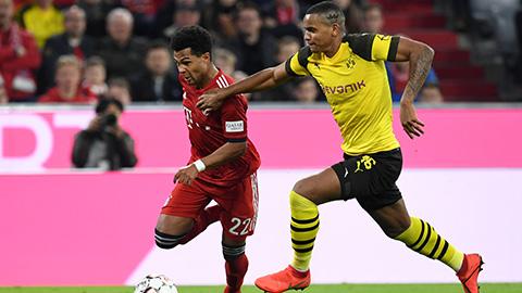 Dortmund chết vì 'bóng chết'