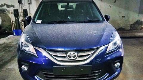 Toyota sắp giới thiệu mẫu hatchback bắt mắt, giá dưới 200 triệu