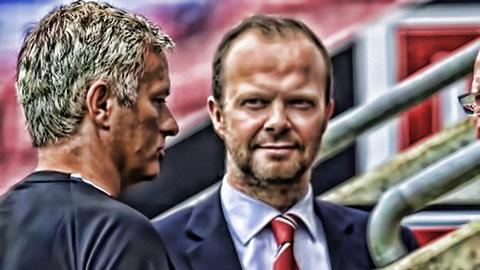 Man United cần Sir Alex chứ không phải Mourinho hay Ed