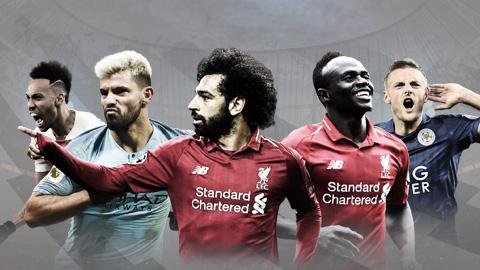 Ai sẽ về đích ở cuộc đua giày vàng Premier League?