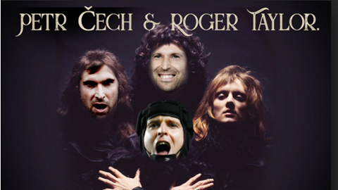 Hậu trường sân cỏ 5/5: Petr Cech chuẩn bị ra đĩa đơn