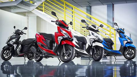 Xe tay ga giá rẻ, hầm hố hơn cả Honda Vario, Air Blade 2019 đối đầu Yamaha FreeGo