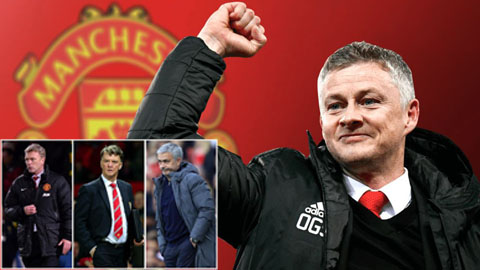 Solskjaer tự tin có thứ mà Moyes, Van Gaal và Mourinho thiếu