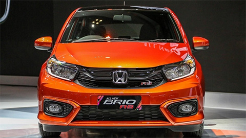 Honda Brio giá rẻ, so găng với Hyundai Grand i10 và Kia Morning