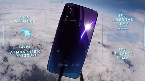 Xiaomi gây sốc khi cho Redmi Note 7 giá rẻ 'bay ra ngoài không gian'