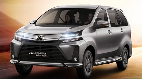 Toyota Avanza 2019 ra mắt, giá từ 452 triệu đồng đối đầu Mitsubishi Xpander