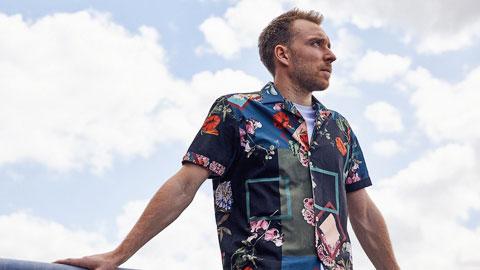 Christian Eriksen: Trượt 'nguyện vọng 1' Barca, Chelsea, Milan nên tới Ajax