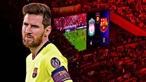 Liverpool ngược dòng trước Barca: Gã khổng lồ quằn quại trên ngọn lửa phượng hoàng