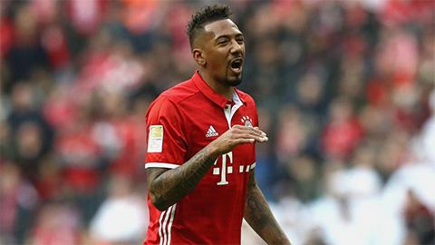 Boateng đang đếm lùi ngày rời Bayern