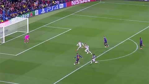 Dembele bị bêu têu sau thất bại tức tưởi của Barca