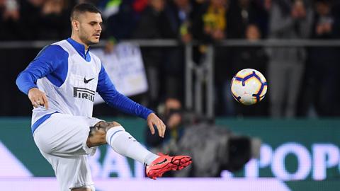 Nếu rời Inter, Icardi chỉ tới Juve
