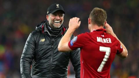 Klopp và Liverpool tồn tại để dành cho nhau