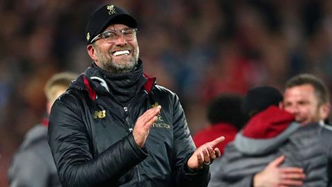 Liverpool quyết gia hạn với Klopp trước sức ép từ Juventus