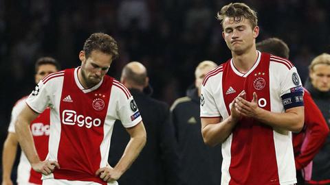 Ajax Amsterdam: Không có kết thúc đẹp cho câu chuyện cổ tích