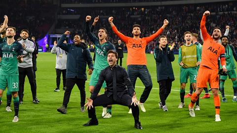 Tottenham cho cả thế giới thấy tiền không phải là tất cả