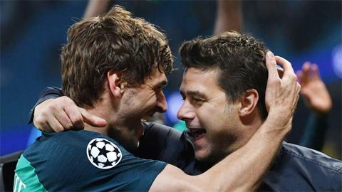 Tottenham & bước ngoặt Llorente