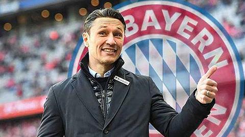 Bayern mùa 2018/19: Nụ cười thở phào của Kovac