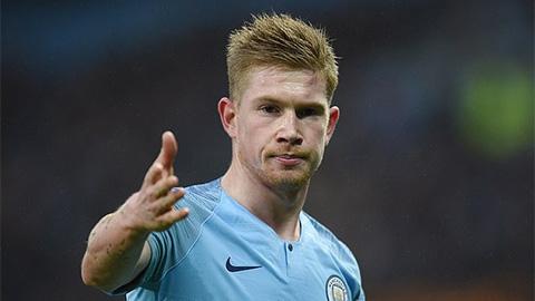 De Bruyne tái xuất, Man City có thêm cơ hội vô địch giải Ngoại hạng Anh