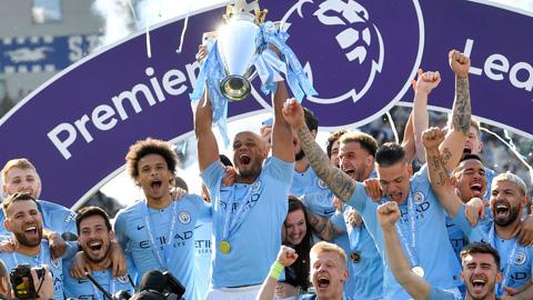 Man City: Chiến thắng của hệ thống đấu pháp