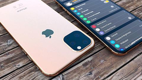 iPhone 2019 hỗ trợ sạc ngược như Galaxy S10, camera 'chất' hơn