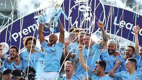 Man City mùa 2018/19: Bản lĩnh đế vương