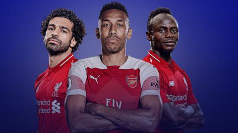 Vua phá lưới Premier League 2018/19: Sự quật khởi của Lục địa đen