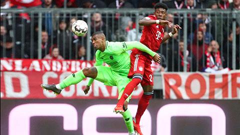 Bayern và lời nguyền Allianz Arena