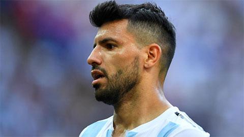 ĐT Argentina đón Aguero dự Copa America