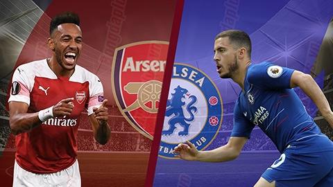 Trận Chelsea vs Arsenal sẽ đi vào lịch sử Europa League