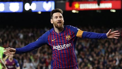 Tổng kết La Liga 2018/19: Dưới cái bóng Messi (om)