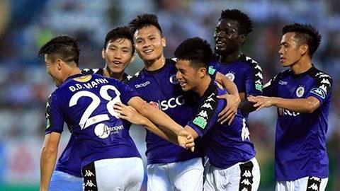 Hà Nội FC đi vào lịch sử AFC Cup
