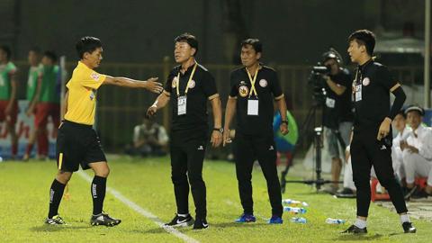 HLV Chung Hae Seong: 'TP.HCM xứng đáng có 3 điểm'